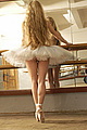 hot ballerina