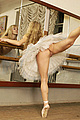 nude ballet girl