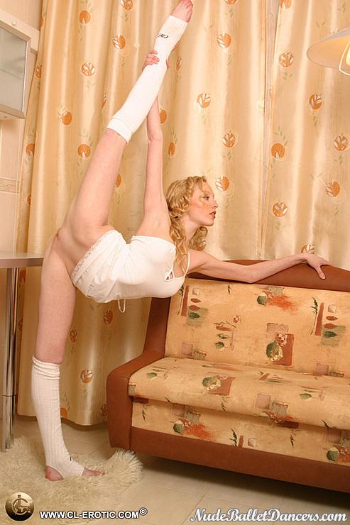 ballerina porn