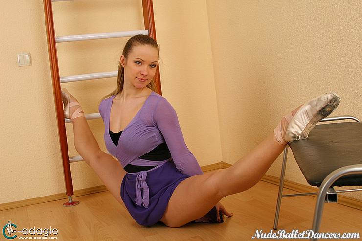 porn Ballet dancer