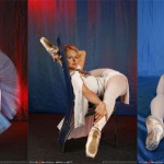 Exciting erotic ballet show with professional Russian ballerinas