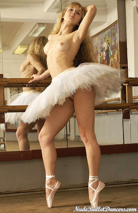 Ballerina Gefickt