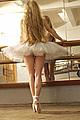 hot ballerina